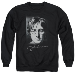 Image for John Lennon Crewneck - Sketch