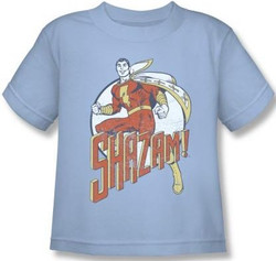 Image for Captain Marvel Stepping Out Kid's T-Shirt