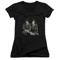 Image for John Lennon Girls V Neck - Beret