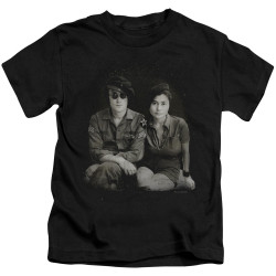 Image for John Lennon Kids T-Shirt - Beret