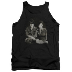 Image for John Lennon Tank Top - Beret