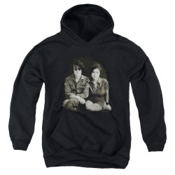 Image for John Lennon Youth Hoodie - Beret