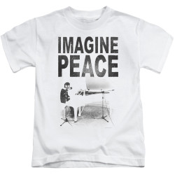 Image for John Lennon Kids T-Shirt - Imagine