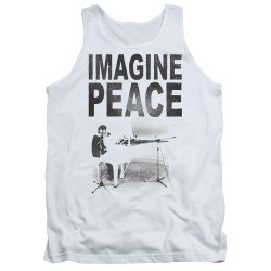 Image for John Lennon Tank Top - Imagine
