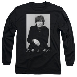 Image for John Lennon Long Sleeve Shirt - Ex Beatle