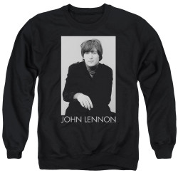 Image for John Lennon Crewneck - Ex Beatle