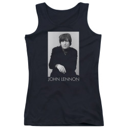Image for John Lennon Girls Tank Top - Ex Beatle