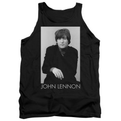 Image for John Lennon Tank Top - Ex Beatle