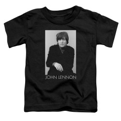 Image for John Lennon Toddler T-Shirt - Ex Beatle