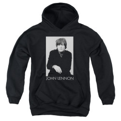 Image for John Lennon Youth Hoodie - Ex Beatle