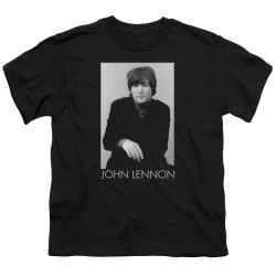 Image for John Lennon Youth T-Shirt - Ex Beatle