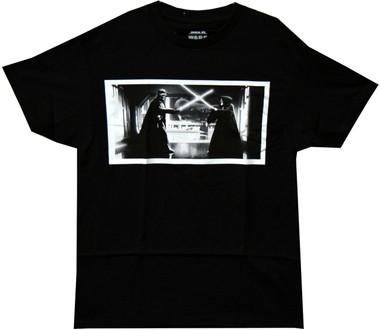 Image for Star Wars Deathstar Battle T-Shirt