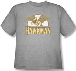 Image for Hawkman Fly By Youth T-Shirt