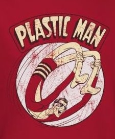 Image for Plastic Man Bounce T-Shirt