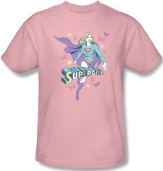 Image for Supergirl Pastels T-Shirt