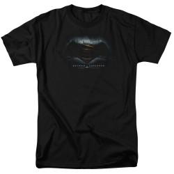 Image for Batman vs Superman T-Shirt - Logo