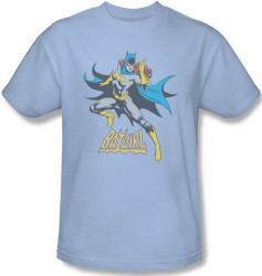 Image Closeup for Batgirl T-Shirt - See Ya