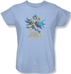 Image for Batgirl Womens T-Shirt - See Ya