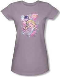 Image for Justice is Pretty Girls Shirt