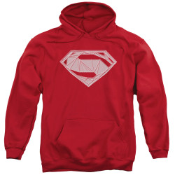 Batman v Superman Hoodie - Techy S