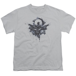 Batman v Superman Youth T-Shirt - Splatter