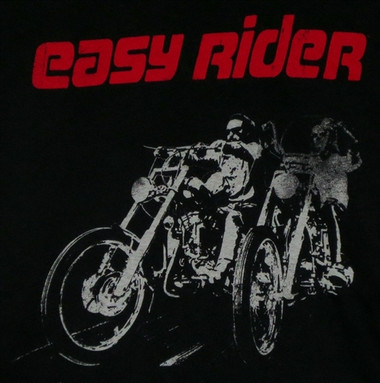 Image for Easy Rider T-Shirt