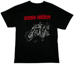 Image Closeup for Easy Rider T-Shirt