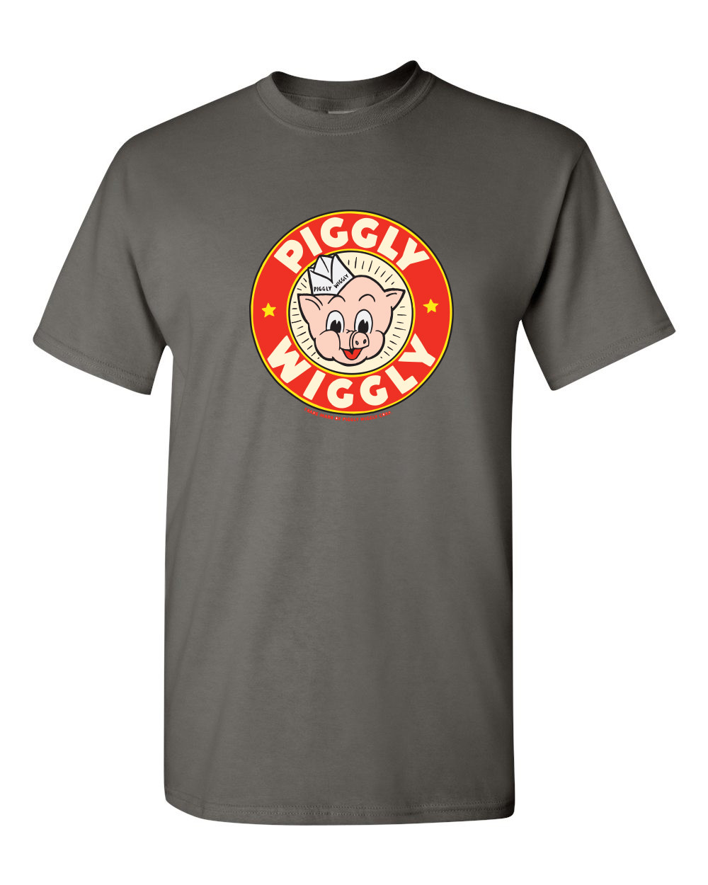 c3c05490 Classic Piggly Wiggly T-Shirt - NerdKungFu