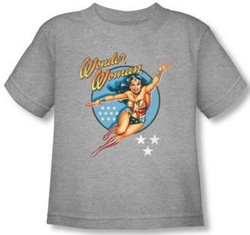 Image for Wonder Woman Vintage Toddler T-Shirt