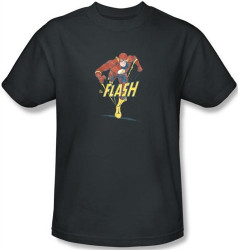 Image Closeup for Flash Desaturated T-Shirt