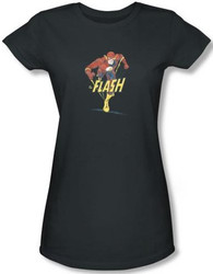 Image for Flash Desaturated Girls Shirt