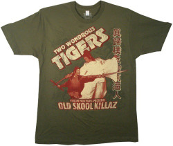 Image for Two Wondrous Tigers T-Shirt