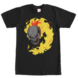 Image for Ghost Rider Ring of Fire T-Shirt