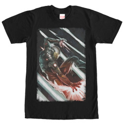 Image for Iron Man Powerful T-Shirt
