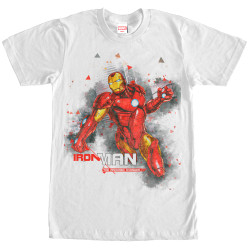 Image for Iron Man Fades T-Shirt