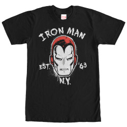 Image for Iron Man Est. in '63 T-Shirt