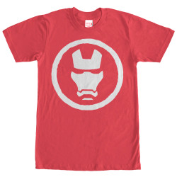 Image for Iron Man Mask T-Shirt