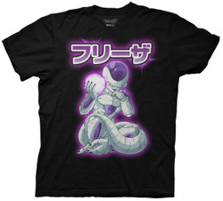 Image for Dragon Ball Z T-Shirt - Frieza Glow