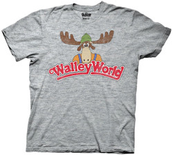 Image for Vacation T-Shirt - Wally World Logo