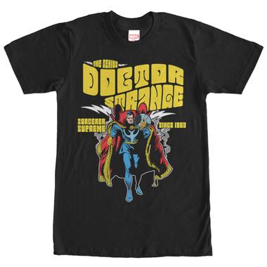 Image for Doctor Strange Sorceror Supreme T-Shirt