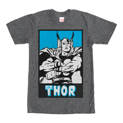 Image for Thor Poster Premium T-Shirt
