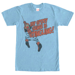Image for Spider-Man Spidey Senses Tingling Premium T-Shirt
