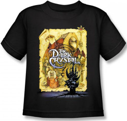 Image for The Dark Crystal Kid's T-Shirt - Poster