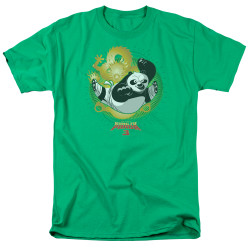 Image for Kung Fu Panda T-Shirt - Drago Po