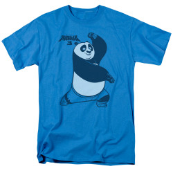 Image for Kung Fu Panda T-Shirt - Fighting Stance