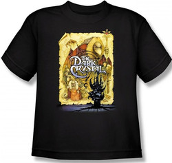 Image for The Dark Crystal Youth T-Shirt - Poster