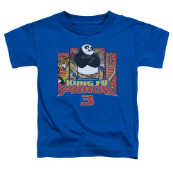 Image for Kung Fu Panda Toddler T-Shirt - Kung Furry