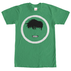 Image for Hulk Mask Premium T-Shirt
