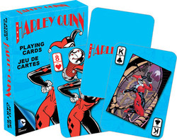 Image for Harley Quinn Playing Cards