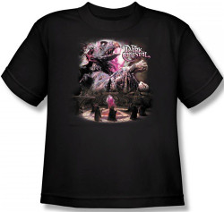 Image for The Dark Crystal Youth T-Shirt - Power Mad